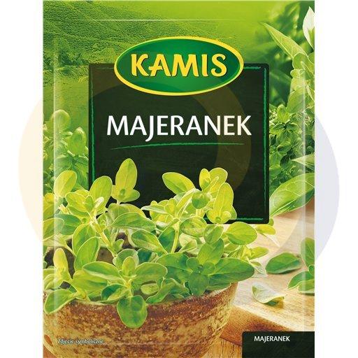 Kamis suchy Przyprawa majeranek 9,0g/20szt Kamis kod:5900080000000