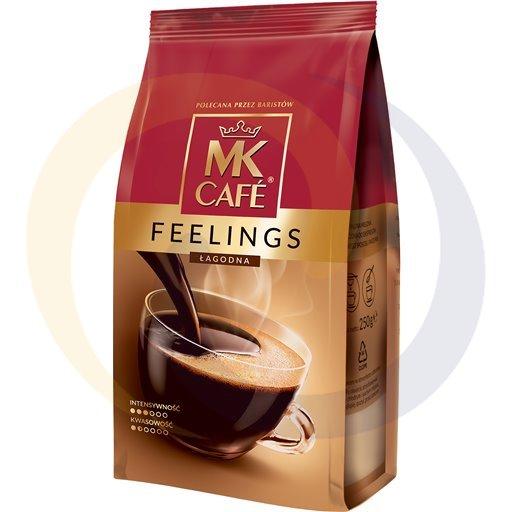 MK Cafe - Strauss Kawa MK feelings 250g/12szt Strauss kod:5901080000000
