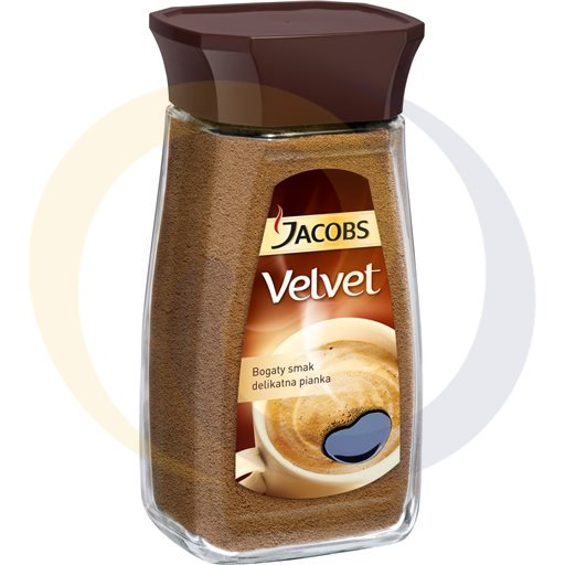 Jacobs Kawa rozp. Velvet 200g/6szt  kod:8711000000000