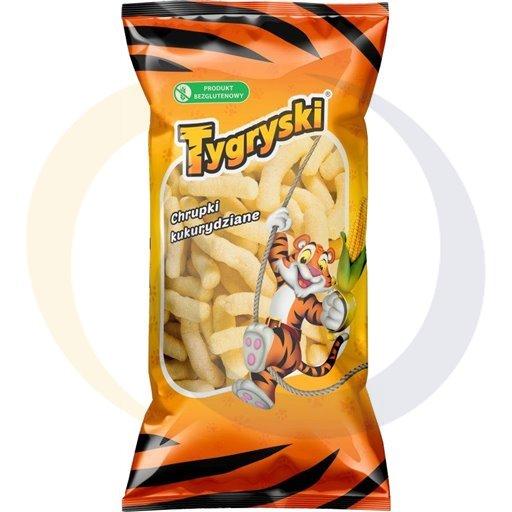 TBM Snacks Chrupki kukurydziane tygryski rodzinne 250g/10szt TBM kod:5908220000000