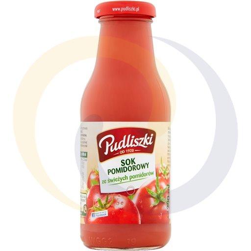 Pudliszki Sok pomidorowy but 0,3l/15szt  kod:5900780000000