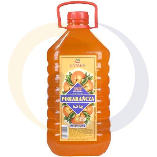 Victoria Cymes Syrop pomarańcza Horeca 6,5kg (4,96l)  kod:5900200000000