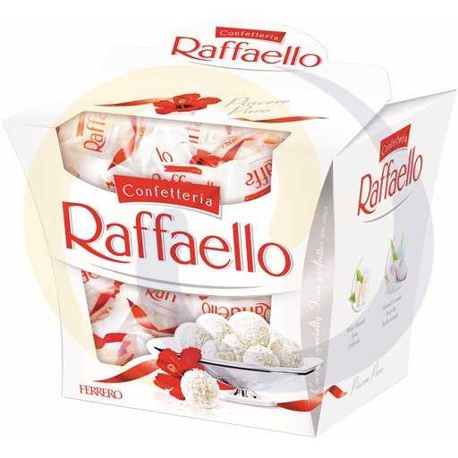 Ferrero Raffaello 150g/6szt  kod:8000500000000