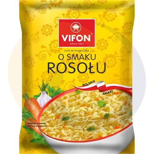 Tan-Viet Zupa Vifon o smaku rosołu 65g/24szt  kod:5901880000000