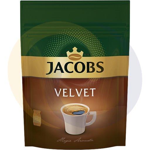 Jacobs Kawa rozp. Velvet 75g/12szt  kod:8711000000000
