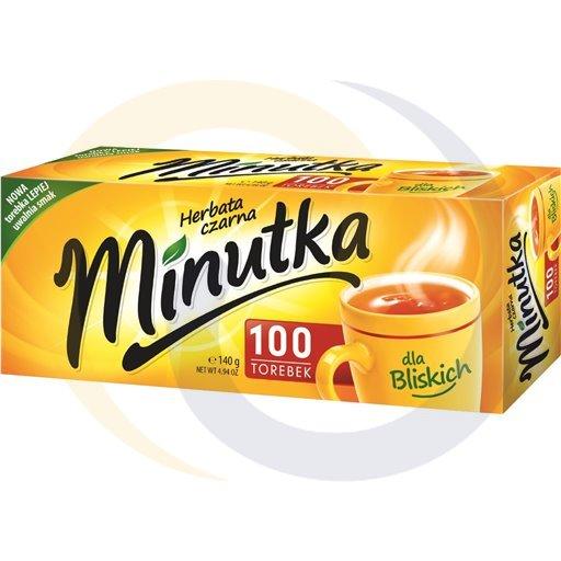 Mokate - herbaty Herbata ex. okr.minutka 100t/140g/5szt Mokate kod:5900400000000