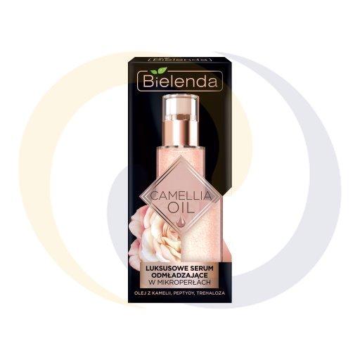 Bielenda Camellia oil serum odmładzaj. 30ml/6szt  kod:5902169031770