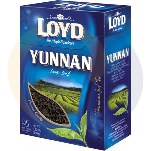 Mokate - herbaty Herbata liść yunnan 80g/10szt Mokate kod:5900400000000