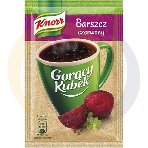 Knorr Zupa GK barszcz czerwony 14g/38szt  kod:8712100000000