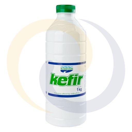 Krasnystaw Kefir 1kg butelka/6szt OSM  kod:5902060000000