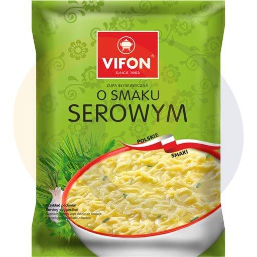 Tan-Viet Zupa Vifon o smaku serowym 65g/24szt  kod:5901880000000