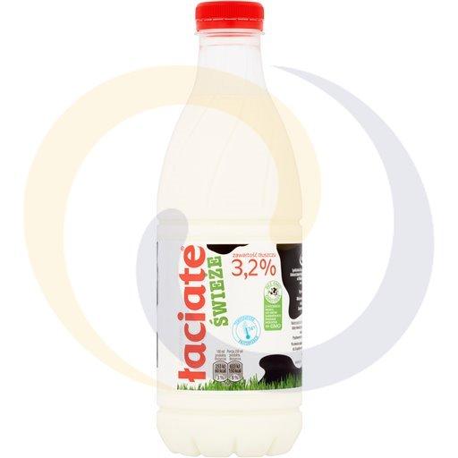 Mlekpol E Mleko Łaciate 3,2% butelka 1,0l/6szt Mlekpol kod:5900820000000