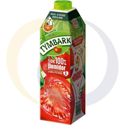 Tymbark Sok 100% pomidorowy 1,0l/12szt  kod:5900330000000