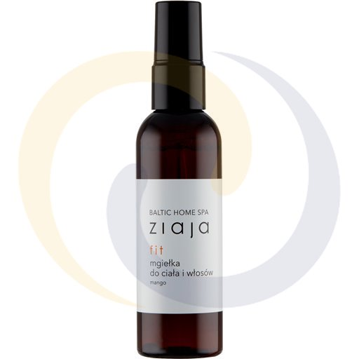 Ziaja Baltic Home Spa Mgiełka mango 90ml/15szt  kod:5901887045700