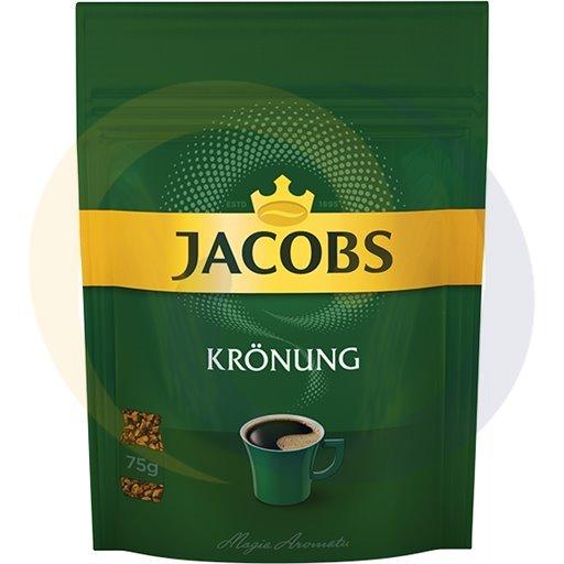 Jacobs Kawa rozp. Kronung bag 75g/12szt  kod:8711000000000