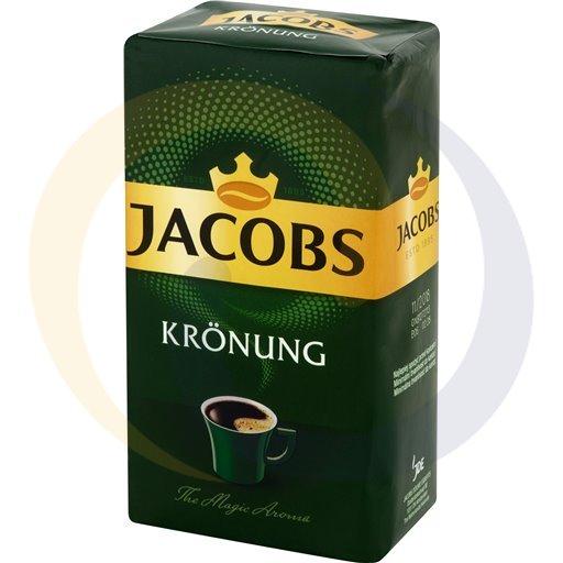 Jacobs Kawa miel. Kronung vacuum 500g/12szt  kod:8711000000000