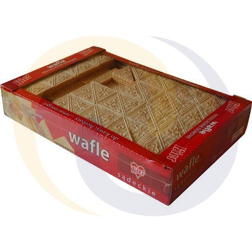 Kier Słodycze Wafle sądeckie śmietankowe 3kg Kier kod:5907760000000