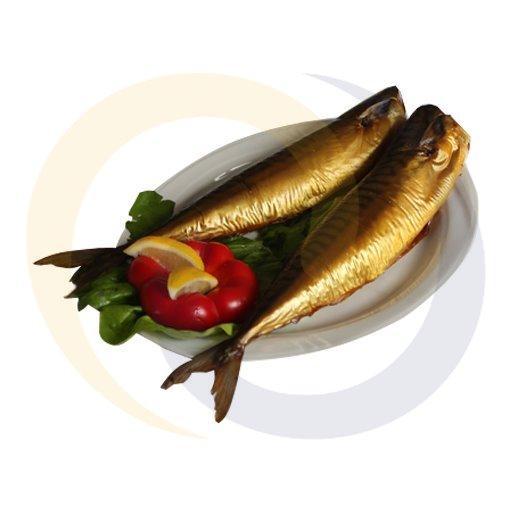 Stebnicki Makrela wędzona luzem ok.3kg  kod:2114850000000