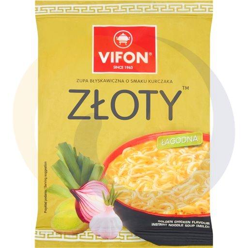 Tan-Viet Zupa Vifon kurczak złoty 70g/24szt  kod:5901880000000