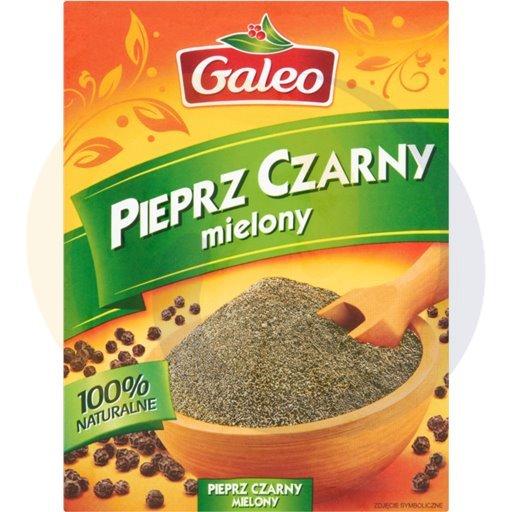 Galeo Pieprz czarny mielony  15g/30szt Kamis kod:5900080000000