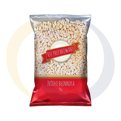 TBM Snacks Ryż preparowany Tygryski naturalny 90g/18szt TBM kod:5908220000000