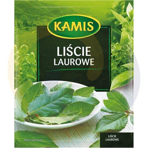 Kamis suchy Przyprawa liść laurowy 6,0g/15szt Kamis kod:5900080000000