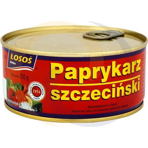 Łosoś Paprykarz Szczeciński 310g/8szt  kod:5901070000000