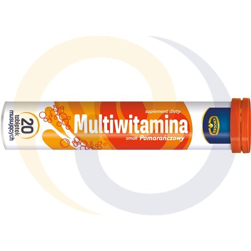Kruger Tabletki multiwitamina 90g/28szt  kod:5901720000000
