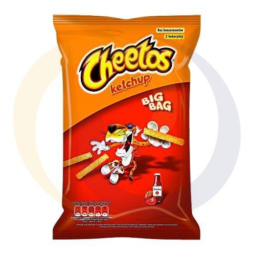 Frito Lay Chrupki Cheetos Ketchup 85g/25szt  kod:5900260000000