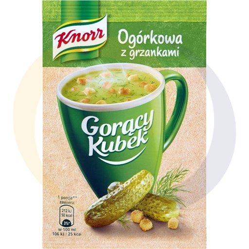 Knorr Zupa GK ogórkowa z grzankami 13g/40szt  kod:8712100000000