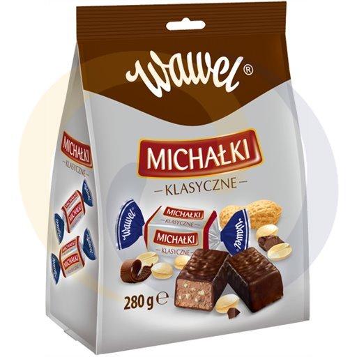 Wawel Michałki zamkowe dwuskręt 280g/12szt  kod:5900100000000