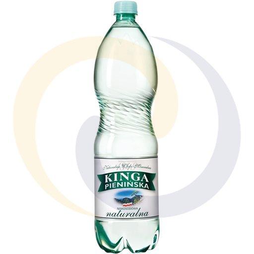 Kinga Pienińska Woda  naturalna 1,5l/6szt Kinga kod:5901270000000