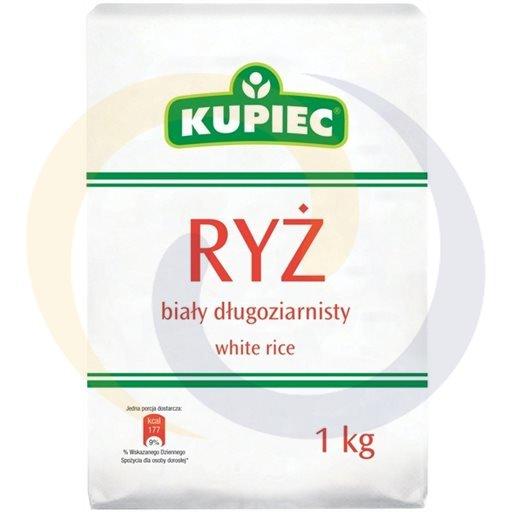 Kupiec Ryż paczka 1kg/10szt  kod:5902170000000