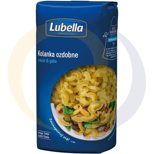 Lubella Makaron kolanka ozd. 033 500g/18szt  kod:5900050000000