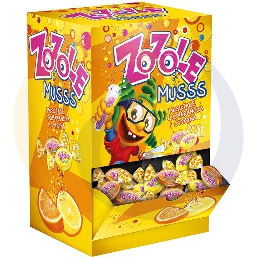 Mieszko Karmelki nadz.zozole orange&lemon 2,5kg  kod:5900350000000