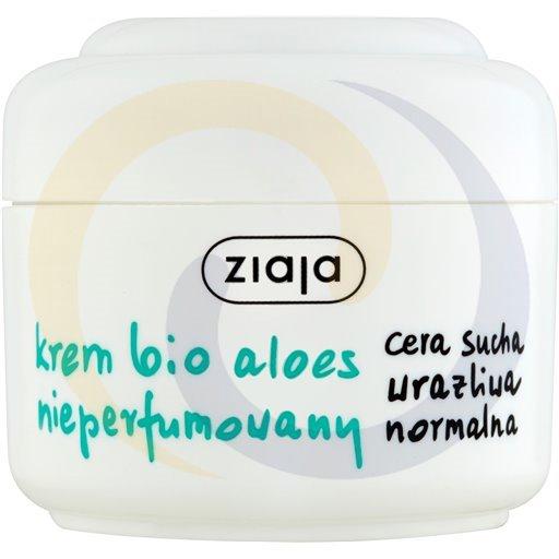 Ziaja Bio aloes krem nieperfumowany 50ml/12szt  kod:5901887001058