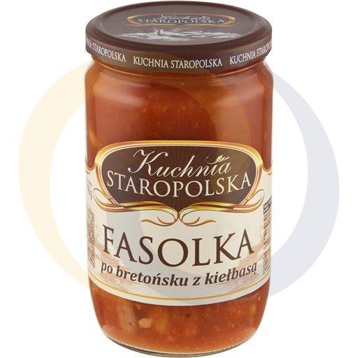 Graal Kuchnia Starop.fasolka po bretońsku 700g/6szt  kod:5903900000000