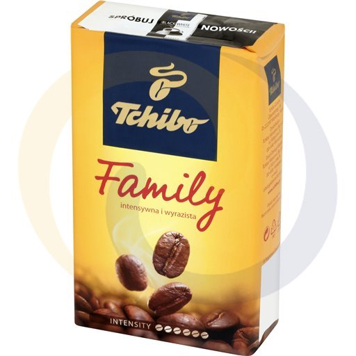 Tchibo Kawa miel. Family 250g/12szt  kod:5900840000000