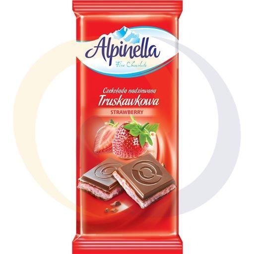 Eurovita (Terravita) Czekolada Alpinella nadz.trusk. 100g/22szt Terravita kod:5901810000000