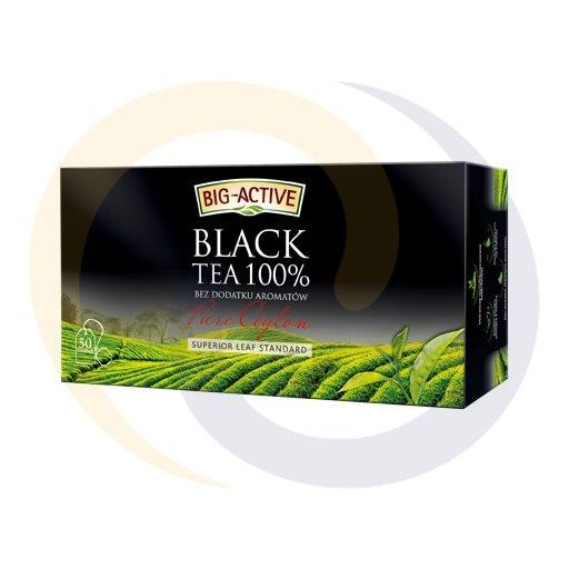 Herbapol Herbata BA ex.czarna Pure Ceyl.50t*2,0g/16szt  kod:5907660000000