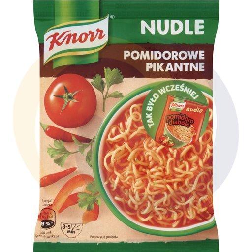 Knorr Zupa Nudle Pomidorowa pikantna 63g/22szt  kod:8714100000000
