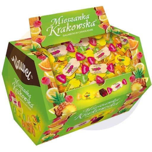 Wawel Mieszanka Krakowska gal.w czek. 2,8kg  kod:5900100000000