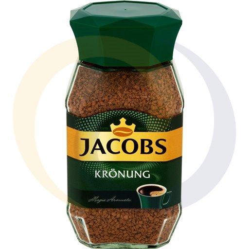 Jacobs Kawa rozp. Kronung 200g/6szt  kod:8711000000000