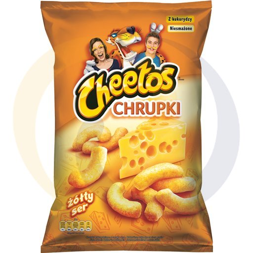 Frito Lay Chrupki Cheetos Ser 165g/14szt  kod:5900260000000