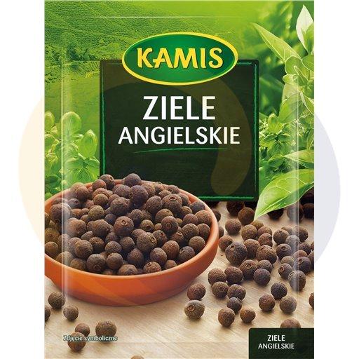 Kamis suchy Przyprawa ziele angielskie 15g/20szt Kamis kod:5900080000000