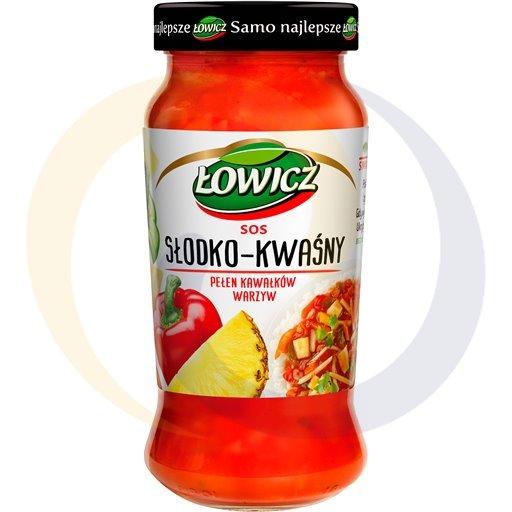 Agros Nova Sos słodko-kwaśny Łowicz 500g/6szt  kod:5900400000000