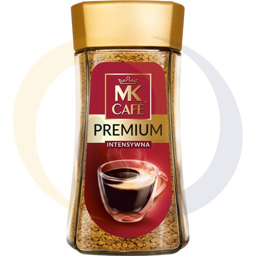 MK Cafe - Strauss Kawa MK premium instant słoik 175g/6szt Strauss kod:5900790000000