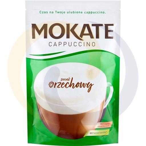 Mokate - kawy Cappucino ze struną orzechowe 110g/10szt Mokate kod:5902890000000