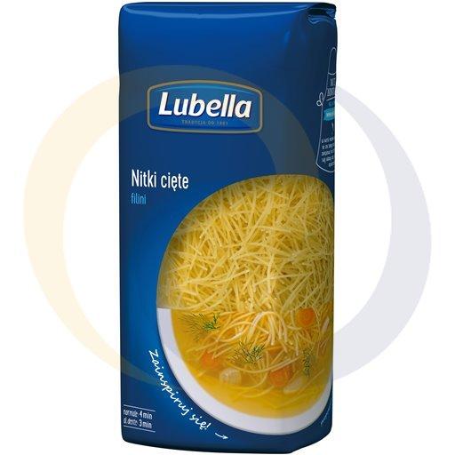 Lubella Makaron nitka cięta 500g/18szt  kod:5900050000000