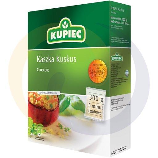 Kupiec Kasza kuskus 300g/12szt  kod:5902170000000